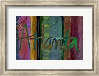 Abstract Atlanta Fine-Art Print