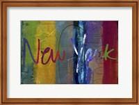 Abstract New York Fine-Art Print