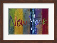 Abstract New York Fine-Art Print
