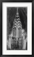 Chrysler Blueprint Fine-Art Print
