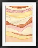 Canyon Cascade I Fine-Art Print