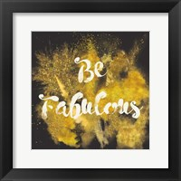 Glitter and Gold I Fine-Art Print