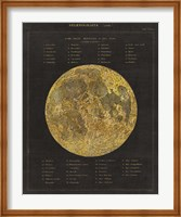 Astronomical Chart I Fine-Art Print