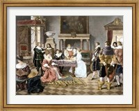 Contract of Marriage Fine-Art Print