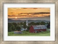 A Farm and A Prayer Fine-Art Print