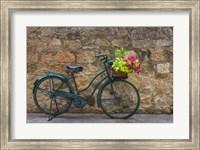 Green Bicycle Fine-Art Print