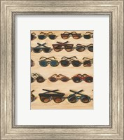 Five Rows of Sunglasses, 2000 Fine-Art Print