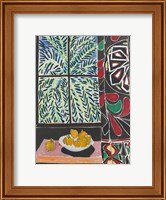 Interior with Egyptian Curtain, 1948 Fine-Art Print