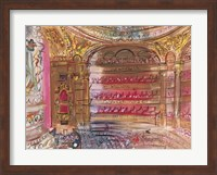 The Opera, Paris, early 1930's Fine-Art Print