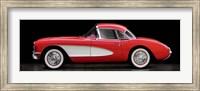 Corvette Chevrolet Fine-Art Print