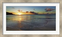 Baie Beau Vallon, Seychelles Fine-Art Print