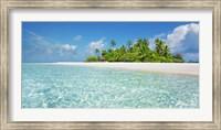 Palm Island, Maldives Fine-Art Print