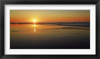 Sunset Impression, Taranaki, New Zealand Fine-Art Print