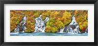 Hraunfossar Waterfall, Iceland Fine-Art Print