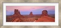 Mittens in Monument Valley, Arizona Fine-Art Print