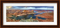 Alstrom Point at Lake Powell, Utah, USA Fine-Art Print