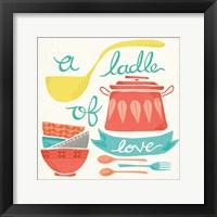 A Ladle of Love Fine-Art Print