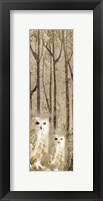 Owls In the Trees Fine-Art Print