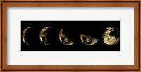 Golden Moon Eclipse Fine-Art Print