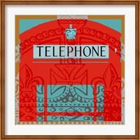 London Calling II Fine-Art Print