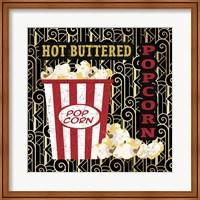 Movie Night I Fine-Art Print