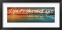 John 6:35 I am the Bread of Life (Sunset) Fine-Art Print