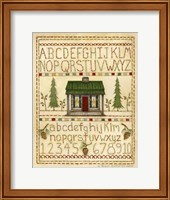 Woodsy Sampler Fine-Art Print