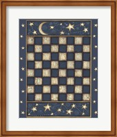 Star Checkerboard Fine-Art Print