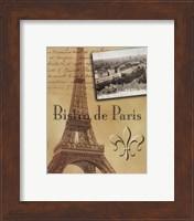Bistro De Paris Fine-Art Print