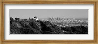 Griffith Park Observatory, Los Angeles, California BW Fine-Art Print