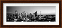 Night, Dallas, Texas Fine-Art Print
