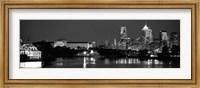 Philadelphia, Pennsylvania (black & white) Fine-Art Print