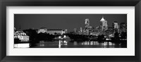 Philadelphia, Pennsylvania (black & white) Fine-Art Print