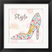 Fashion Blooms II Fine-Art Print