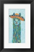 Fernando Llama Fine-Art Print