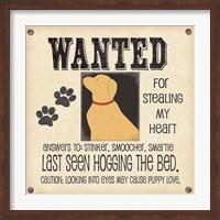 Wanted Fine-Art Print
