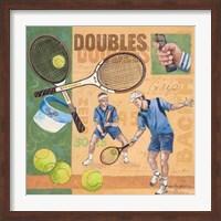 Doubles Fine-Art Print