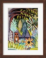 The Fox And The Hedgehog Fine-Art Print