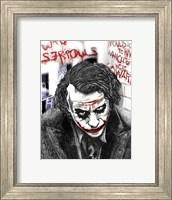 Joker Fine-Art Print
