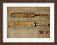 Cricket Fine-Art Print