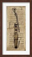 Violin Music Fine-Art Print