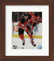 Travis Zajac 2014-15 Action Fine-Art Print