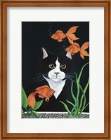 Oscar Mesmerized Fine-Art Print