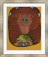 Smile Grizzley Fine-Art Print