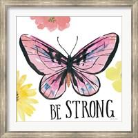 Beautiful Butterfly I Fine-Art Print