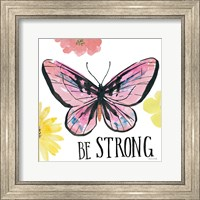 Beautiful Butterfly I Fine-Art Print