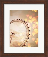 In Love with London Crop Fine-Art Print