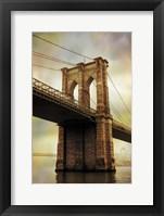 Brooklyn Bridge Morning Fine-Art Print
