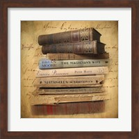 Chapter and Verse Fine-Art Print
