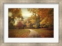 Autumn In Peak Fine-Art Print